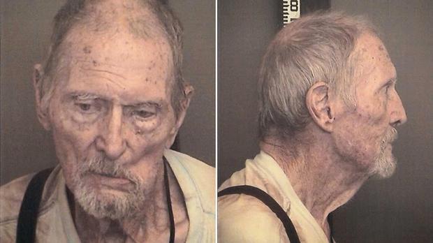 Nghi phạm 86 tuổi bị bắt sau 40 năm bỏ trốn - Ảnh 1.