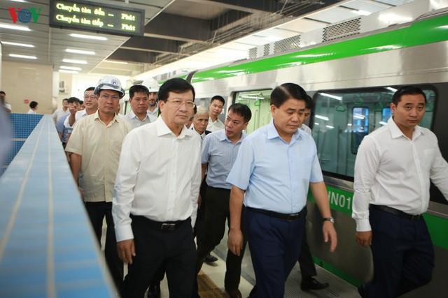 Vì sao đường sắt Cát Linh - Hà Đông kéo dài thêm 20 km đến Xuân Mai? - Ảnh 3.