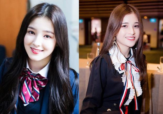 5 nữ sinh đang đi học bỗng nổi tiếng và thành hotgirl: Người được ví như 'Nancy Hàn Quốc', người bị nhầm là hotgirl Trung Quốc - ảnh 1