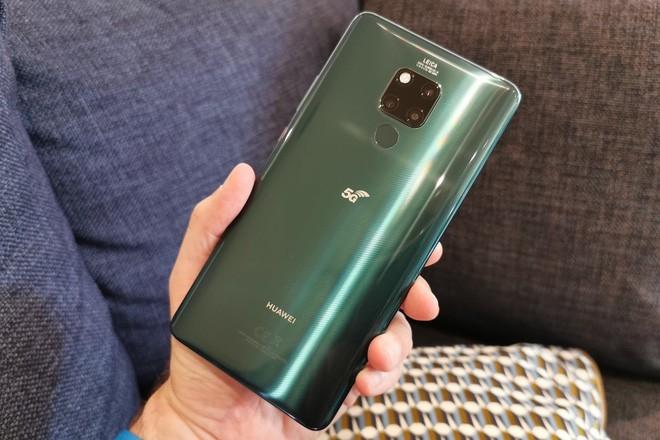 Mổ xẻ Mate 20X 5G phát hiện nhiều sơ suất của Huawei, có vẻ hãng đã quá nóng vội khi cho ra smartphone 5G - Ảnh 1.