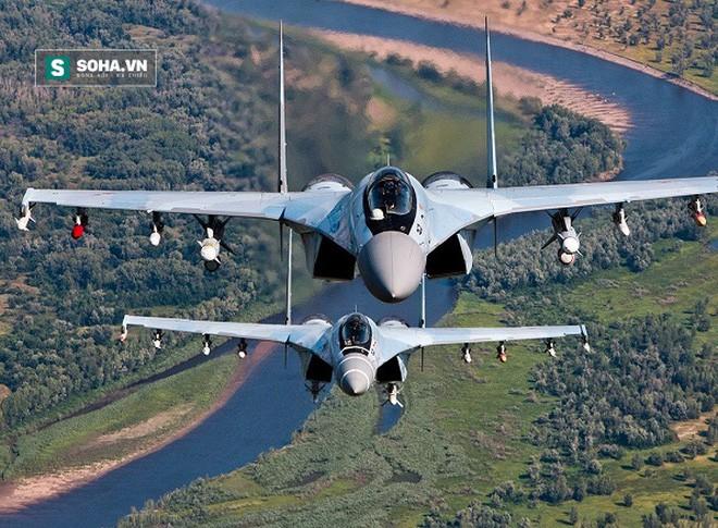 S-400 bọc hậu, Su-35 tiên phong truy sát máy bay Thổ và Israel: Vùng trời Syria là tử địa - Ảnh 2.