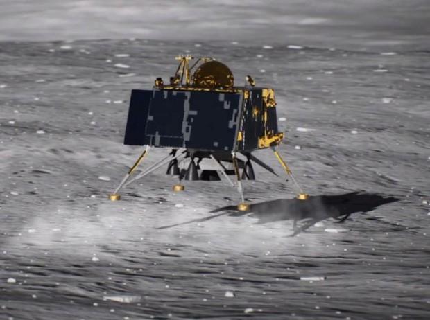 Tàu vũ trụ của Ấn Độ chết thảm trên Mặt trăng, nhưng thậm chí xác tàu cũng mất tích bí ẩn và đến NASA cũng chẳng biết nó đang ở đâu - Ảnh 2.