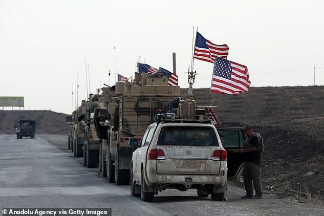 Cận cảnh loạt diễn biến mới nhất trên chiến trường khốc liệt Syria - ảnh 10