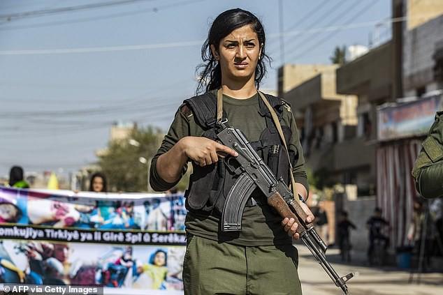 Cận cảnh loạt diễn biến mới nhất trên chiến trường khốc liệt Syria - ảnh 4