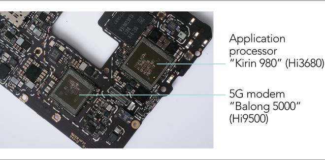 Mổ xẻ Mate 20X 5G phát hiện nhiều sơ suất của Huawei, có vẻ hãng đã quá nóng vội khi cho ra smartphone 5G - Ảnh 5.