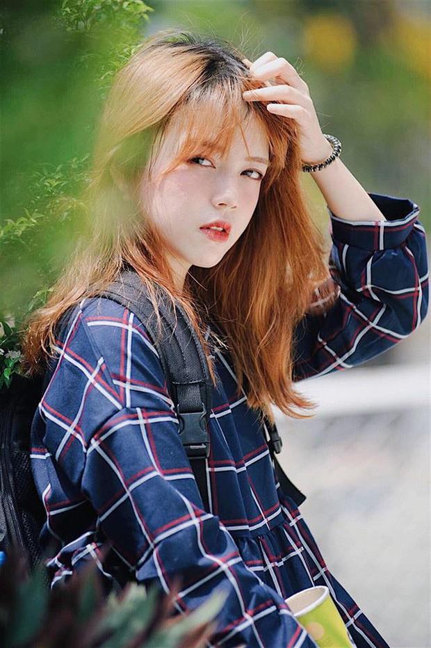 5 nữ sinh đang đi học bỗng nổi tiếng và thành hotgirl: Người được ví như 'Nancy Hàn Quốc', người bị nhầm là hotgirl Trung Quốc - ảnh 7