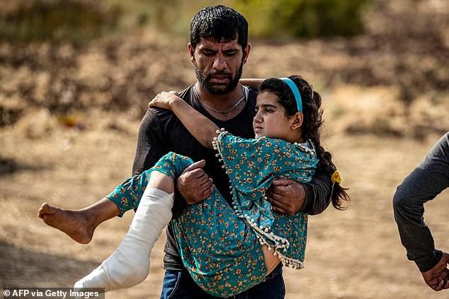 Cận cảnh loạt diễn biến mới nhất trên chiến trường khốc liệt Syria - ảnh 6