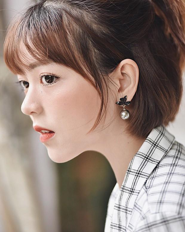 5 nữ sinh đang đi học bỗng nổi tiếng và thành hotgirl: Người được ví như 'Nancy Hàn Quốc', người bị nhầm là hotgirl Trung Quốc - ảnh 8
