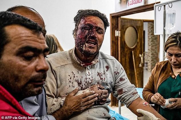 Cận cảnh loạt diễn biến mới nhất trên chiến trường khốc liệt Syria - ảnh 7