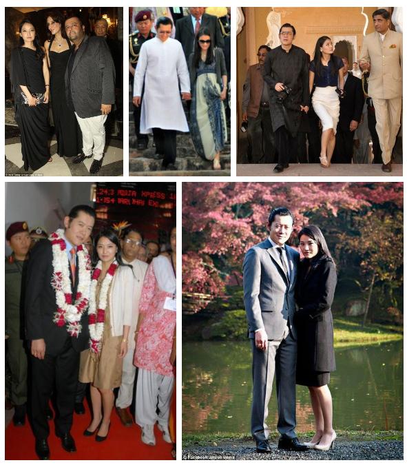 Hoàng hậu vạn người mê Bhutan khiến dân tình phát sốt tại lễ đăng quang Nhật hoàng để lộ loạt ảnh quá khứ gây ngỡ ngàng - Ảnh 5.