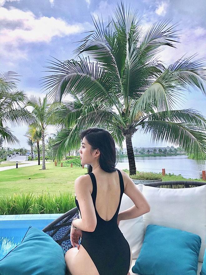 Vẻ quyến rũ, sành điệu đời thường của nữ MC từng theo chân Park Hang Seo - Ảnh 13.