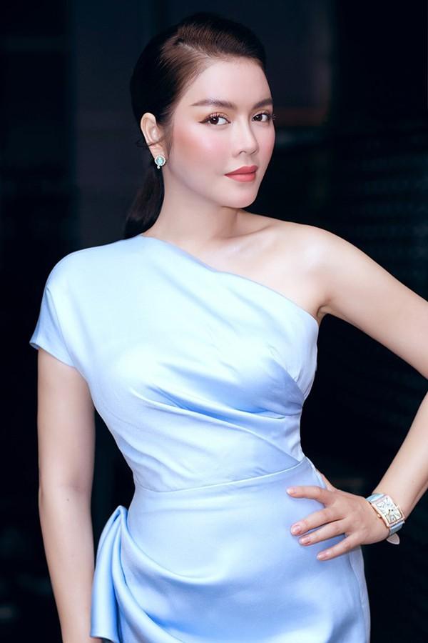 Nhan sắc hút hồn của Lý Nhã Kỳ - mỹ nhân Việt có đời tư bí ẩn nhất showbiz Việt - Ảnh 3.