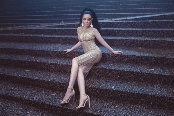 Nhan sắc hút hồn của Lý Nhã Kỳ - mỹ nhân Việt có đời tư bí ẩn nhất showbiz Việt - Ảnh 9.