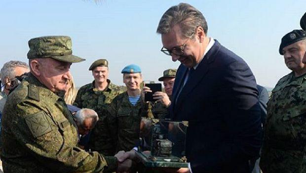 Tổng thống Serbia: S-400 và Pantsir là những vũ khí thực sự đáng sợ! - Ảnh 1.