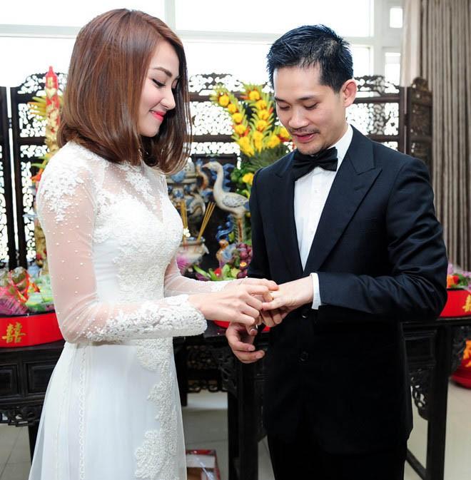 Cuộc sống phải xa chồng đại gia, làm những việc không tưởng của Ngân Khánh sau khi kết hôn - Ảnh 3.