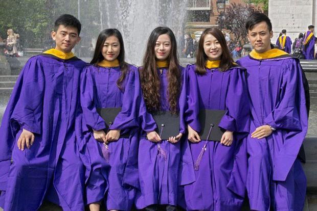 Phụ huynh Trung Quốc toát mồ hôi kiếm tiền cho con du học Mỹ: Chi phí hàng trăm nghìn USD, đến người giàu cũng muốn khóc! - Ảnh 3.