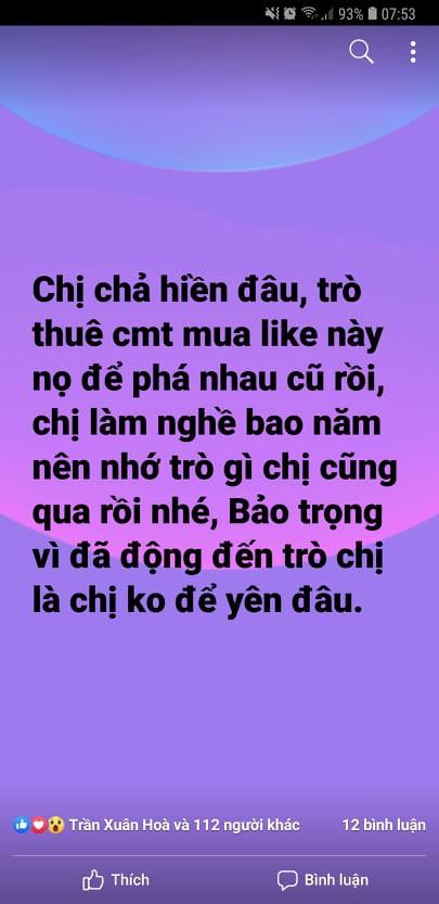 Vụ đọc nhầm quán quân, Lưu Thiên Hương: Động đến trò của chị là chị không để yên đâu - Ảnh 1.