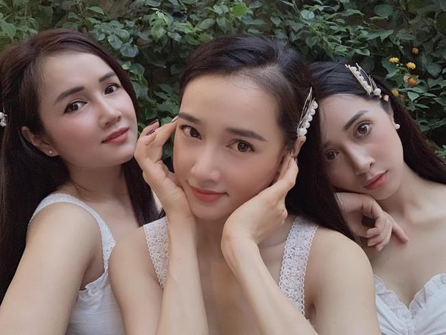 3 chị em nhà Nhã Phương đọ sắc trong một khung hình, ai cũng phải cảm thán điều này - ảnh 2