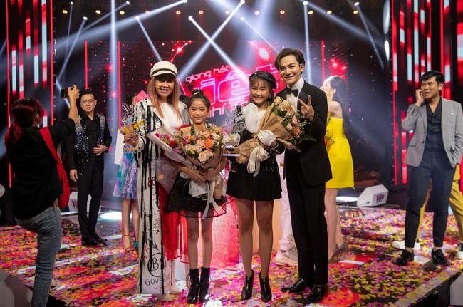 Giọng hát Việt nhí: Lưu Thiên Hương lên tiếng đáp trả giữa nghi án dàn xếp kết quả vì Nguyên Khang đọc sai tên - Ảnh 4.