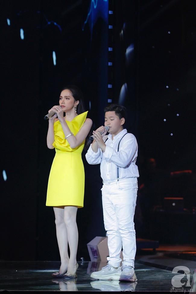 Hương Giang chia sẻ xúc động sau sự cố đọc nhầm kết quả tại Giọng hát Việt nhí - Ảnh 5.