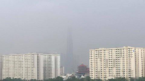 Sương mù dày đặc xuất hiện trên cao tốc TP.HCM - Long Thành - Dầu Giây - Ảnh 8.