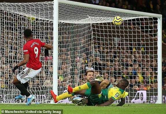 Vô duyên với 2 quả pen từ VAR, Man United vẫn bay cao trên BXH Premier League - Ảnh 11.