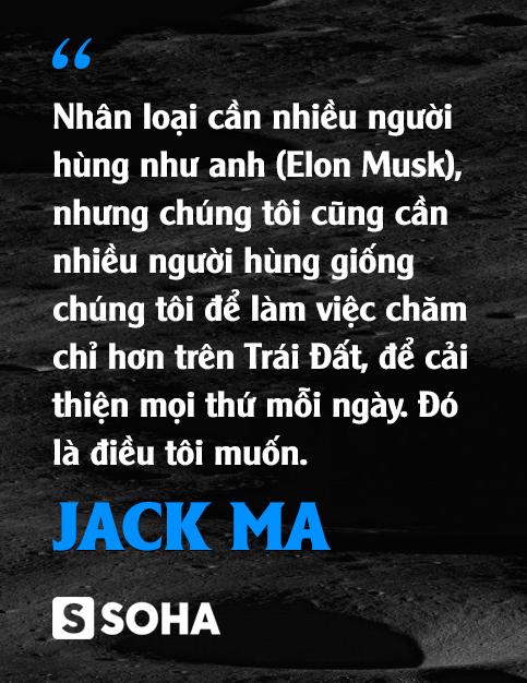 Jack Ma lên tiếng: Đánh bại tỷ phú Mỹ bằng câu nói vô cùng thâm thúy, đó là gì? - Ảnh 7.