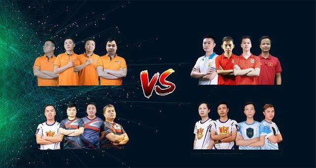 Sau sự cố game thủ bị công an triệu tập, giải AoE Việt - Trung chính thức trở lại - Ảnh 2.