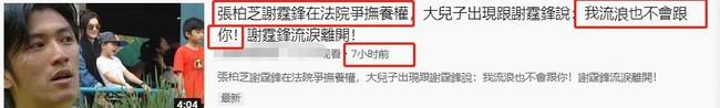 Tạ Đình Phong muốn giành lại quyền nuôi con vì cho rằng Trương Bá Chi lấy việc con trai bị thương để đánh bóng tên tuổi? - Ảnh 2.