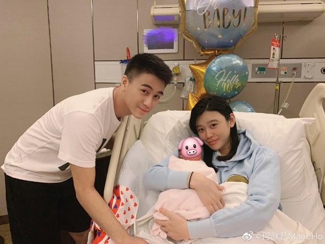 Siêu mẫu nội y được vua sòng bạc Macau thưởng 300 tỷ đồng vì sinh con trai - Ảnh 1.
