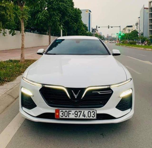 Giữa 'cơn bão' tăng giá, VinFast Lux A2.0 cũ được quảng cáo 'mới nhất Việt Nam' chào bán hơn 1 tỷ đồng - Ảnh 3.