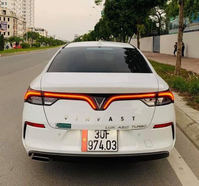 Giữa 'cơn bão' tăng giá, VinFast Lux A2.0 cũ được quảng cáo 'mới nhất Việt Nam' chào bán hơn 1 tỷ đồng - Ảnh 5.