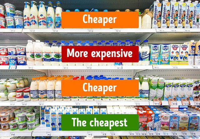 Mánh đóng gói lại bao bì đánh lừa khách mua trong siêu thị - Ảnh 6.