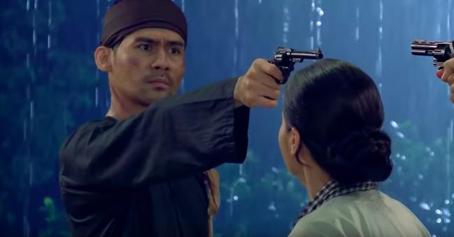 Cái kết Tiếng sét trong mưa: Hải - Khải Duy chĩa súng bắn nhau, Thị Bình lao vào giữa xin chết thay 2 người - Ảnh 6.