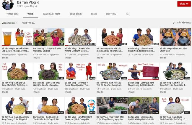 Liên tiếp vướng ồn ào, bị chỉ trích, kênh Youtube của Bà Tân vẫn tăng sub chóng mặt, bỏ xa hàng loạt nghệ sĩ nổi tiếng - Ảnh 7.