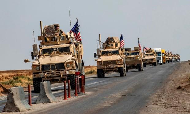 Căn cứ quân sự Mỹ bị tấn công tên lửa - Lầu Năm Góc đe dọa đánh cả Nga nếu dám tiếp cận các mỏ dầu ở Syria - Ảnh 16.