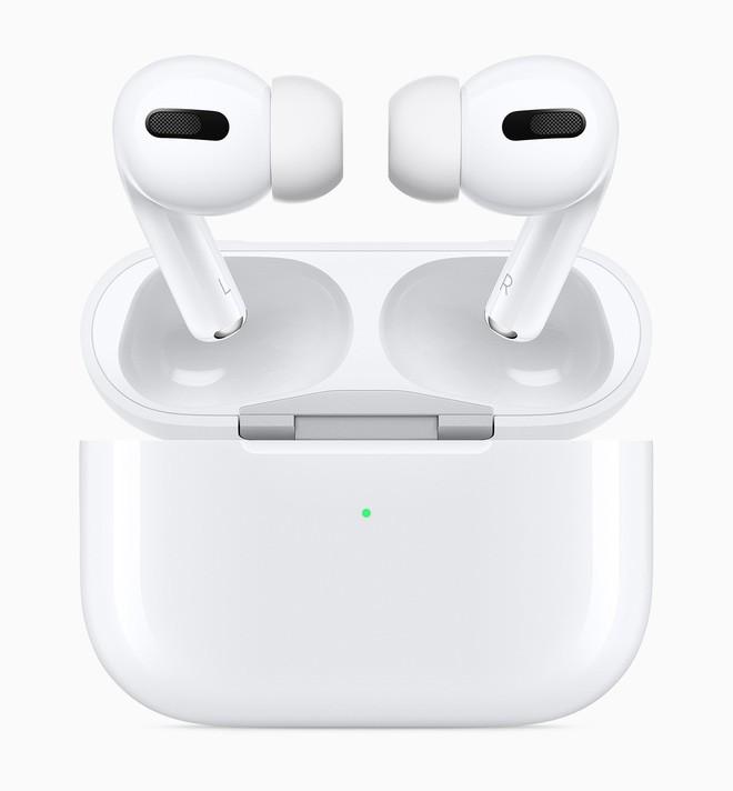 Apple ra mắt AirPods Pro: Chống ồn chủ động, chất âm tốt hơn, giá 249 USD - Ảnh 2.