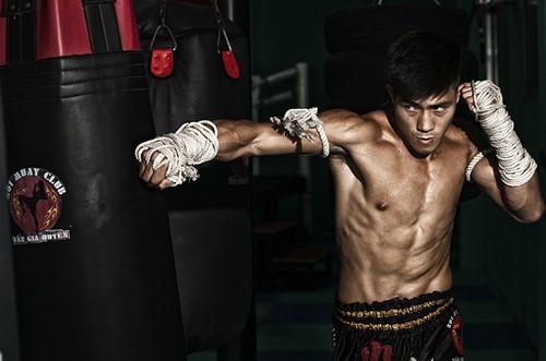 Độc cô cầu bại Duy Nhất đấu với nhà vô địch Muay Thái Nhật Bản - Ảnh 2.