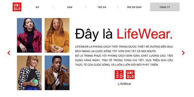 Sau H&M và ZARA, vì sao Uniqlo vẫn thích thị trường Việt Nam? - Ảnh 1.