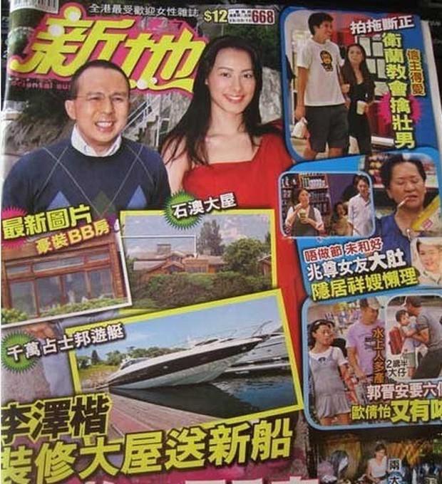 Mỹ nhân Cbiz được thưởng nóng sau khi sinh con: Ming Xi vẫn thua Lê Tư và nàng dâu bạc tỷ châu Á - Ảnh 11.