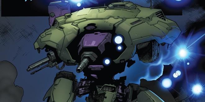 10 Vũ khí cực khỏe nhưng có thiết kế xấu xí trong thế giới Marvel - Ảnh 3.