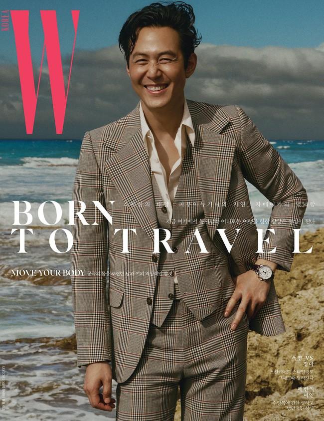 Ông chú hoàng kim Lee Jung Jae: Từ lương duyên tiếc nuối cùng nữ hoàng phim nóng tới tình yêu ồn ào tuổi 46 với vợ cũ của Thái tử Samsung  - Ảnh 2.