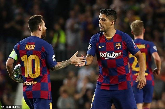 Messi và Griezmann: 1 đường chuyền, sự ghẻ lạnh và nỗi nhớ Neymar - Ảnh 1.