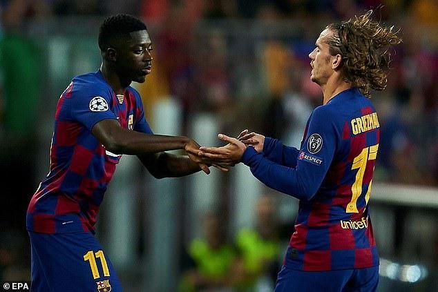 Messi và Griezmann: 1 đường chuyền, sự ghẻ lạnh và nỗi nhớ Neymar - Ảnh 2.