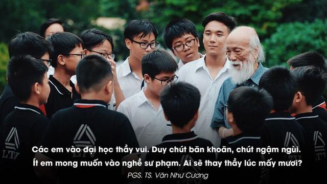 Những câu nói nổi tiếng của ông đồ gàn Văn Như Cương - Ảnh 2.