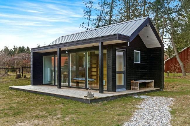 4 ngôi nhà nhỏ xinh được thiết kế siêu ấn tượng, cực hợp với vùng quê yên bình - Ảnh 1.