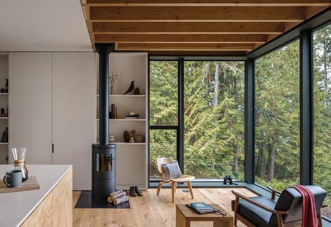 4 ngôi nhà nhỏ xinh được thiết kế siêu ấn tượng, cực hợp với vùng quê yên bình - Ảnh 2.