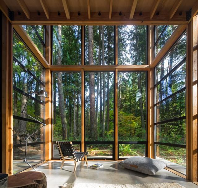 4 ngôi nhà nhỏ xinh được thiết kế siêu ấn tượng, cực hợp với vùng quê yên bình - Ảnh 11.