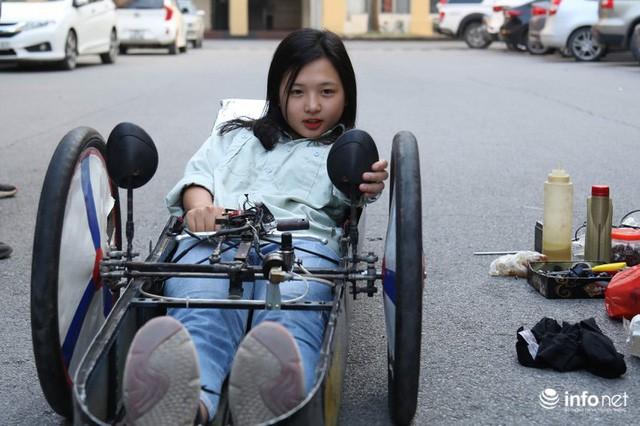 Tự hào chiếc xe Made in Việt Nam, chạy hơn 1.000 km chỉ tốn một lít xăng - Ảnh 15.