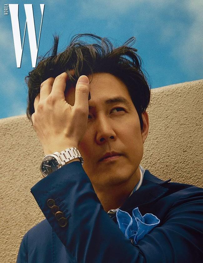 Ông chú hoàng kim Lee Jung Jae: Từ lương duyên tiếc nuối cùng nữ hoàng phim nóng tới tình yêu ồn ào tuổi 46 với vợ cũ của Thái tử Samsung  - Ảnh 3.